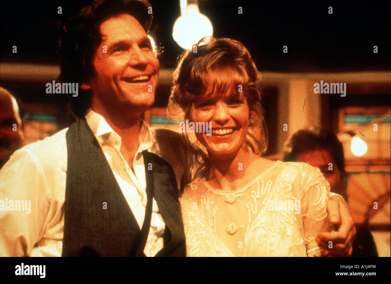 Blown Away Year 1994 Director Stephen Hopkins Jeff Bridges Suzy Amis Stock Photo