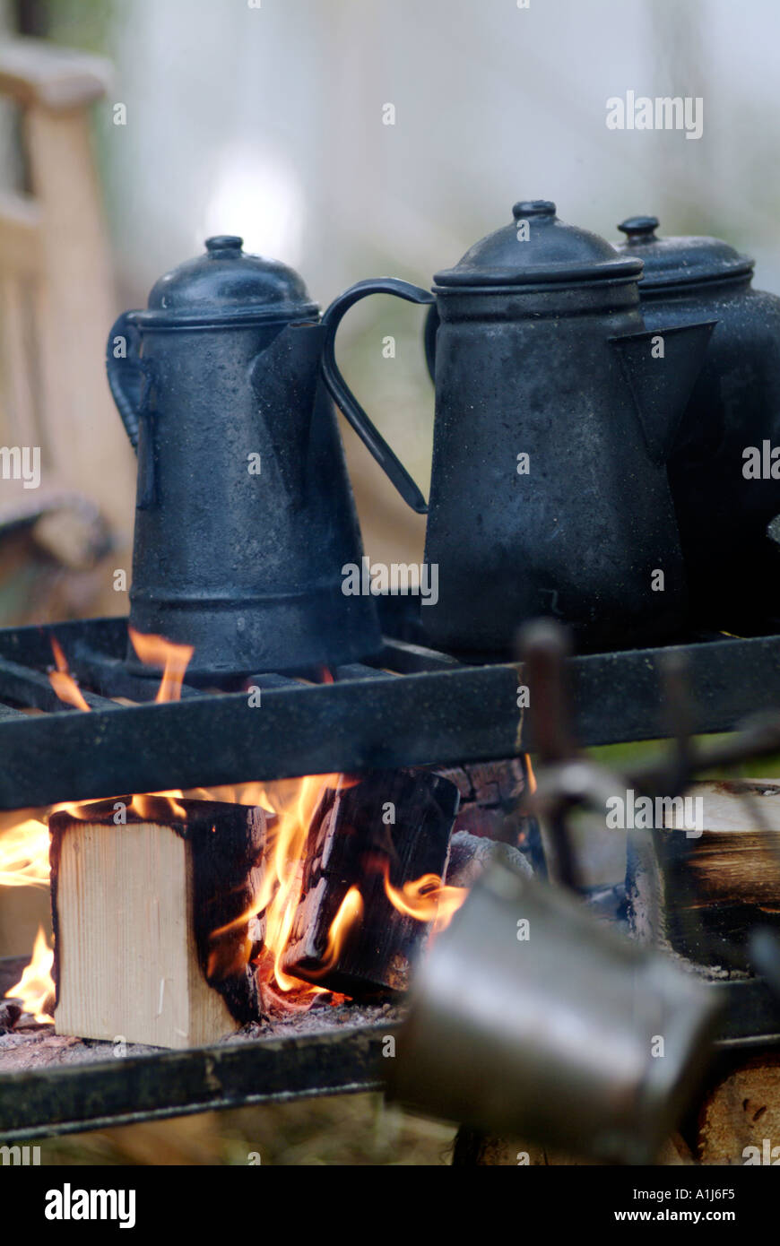 Cowboy Coffee Stock Photos & Cowboy Coffee Stock Images - Alamy