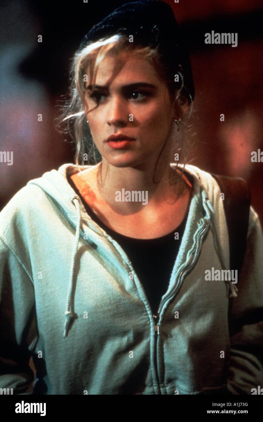 Buffy The Vampire Slayer Year 1992 Director Fran Rubel Kuzui Kristy Swanson - Stock Image