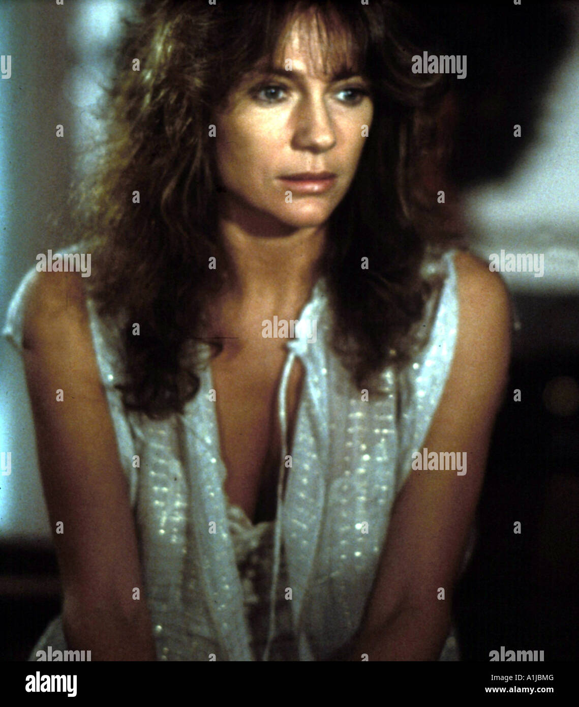 Class Year 1983 Director Lewis John Carlino Jacqueline Bisset - Stock Image