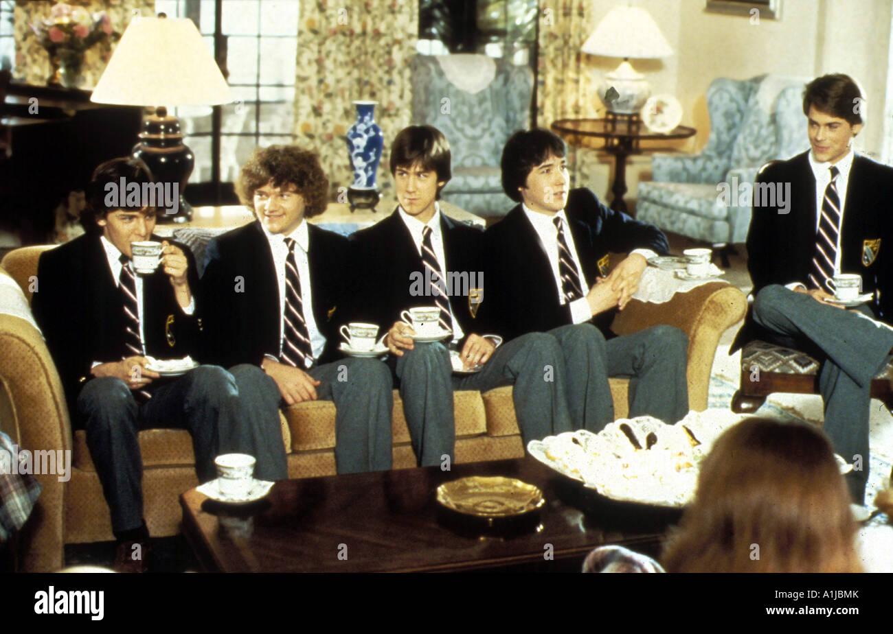 Class Year 1983 Director Lewis John Carlino - Stock Image
