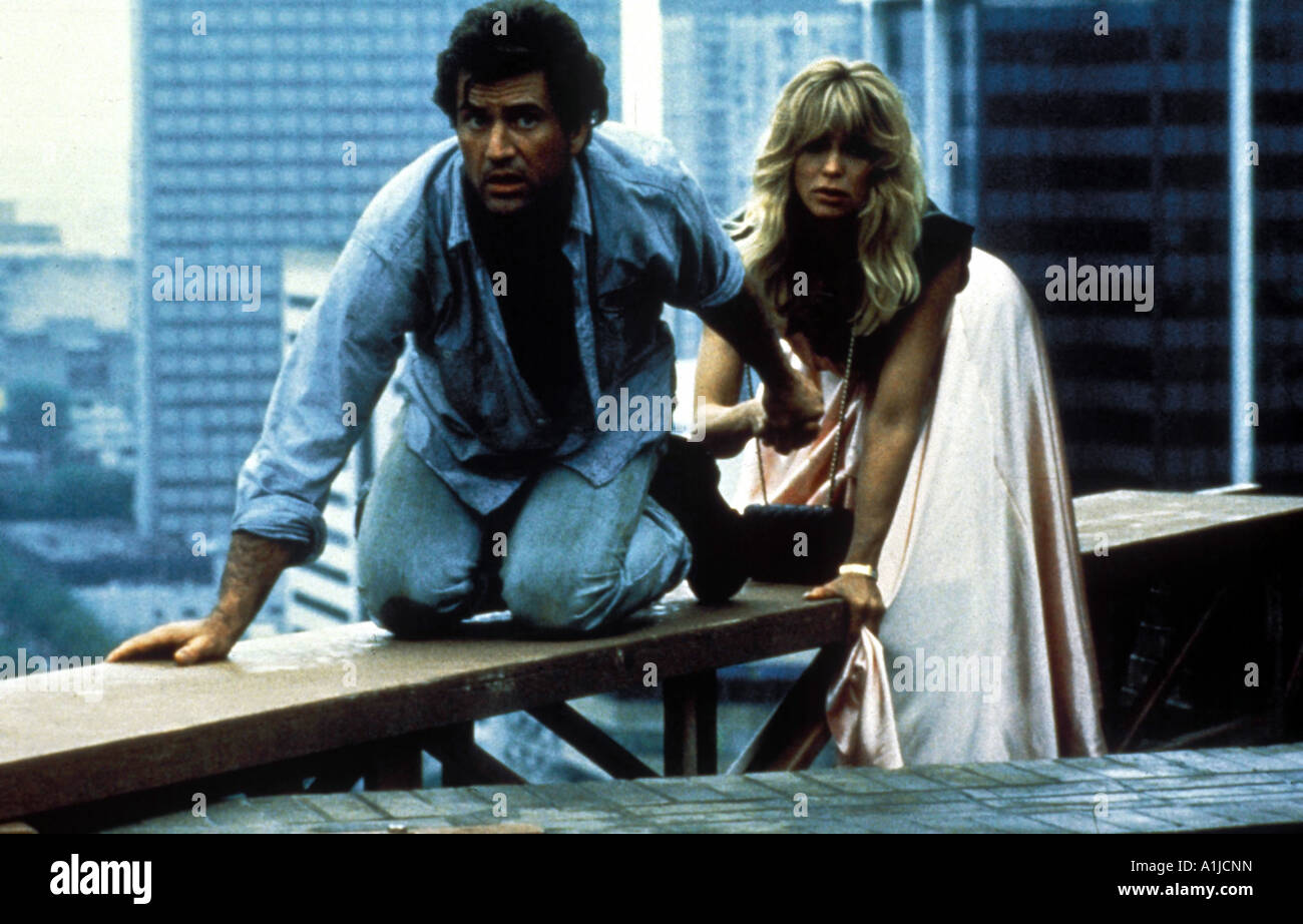 Bird on a Wire Year 1990 Director John Badham Mel Gibson Goldie Hawn ...