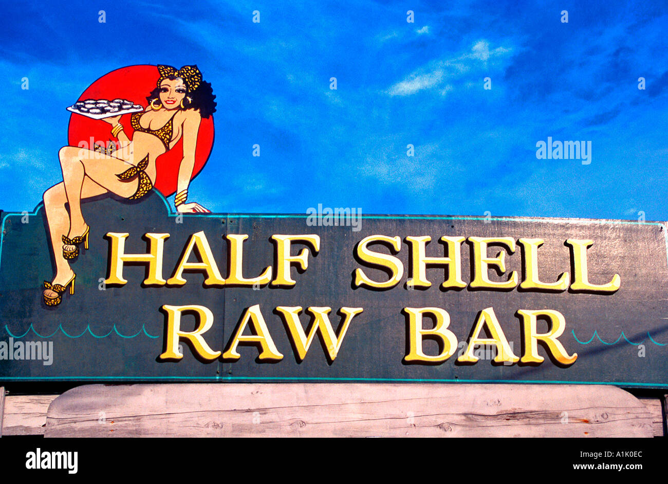 Half Shell Raw Bar Waterfront Seafood Restaurant Key West