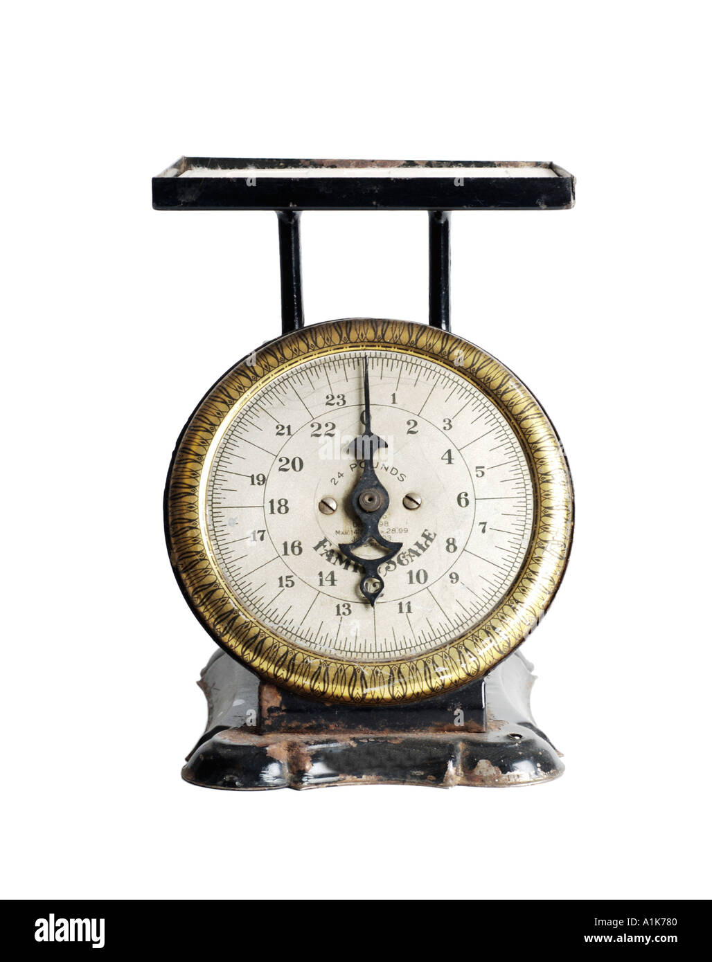 Old Scale - Stock Image