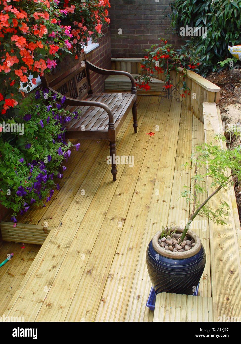 Log Patio Stock Photos & Log Patio Stock Images - Alamy