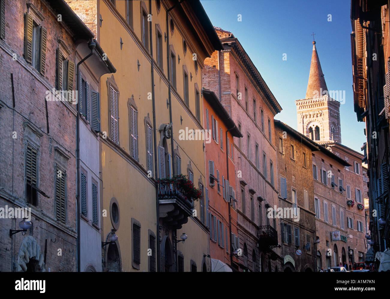Urbino, Le Marche, Italy, Europe - Stock Image