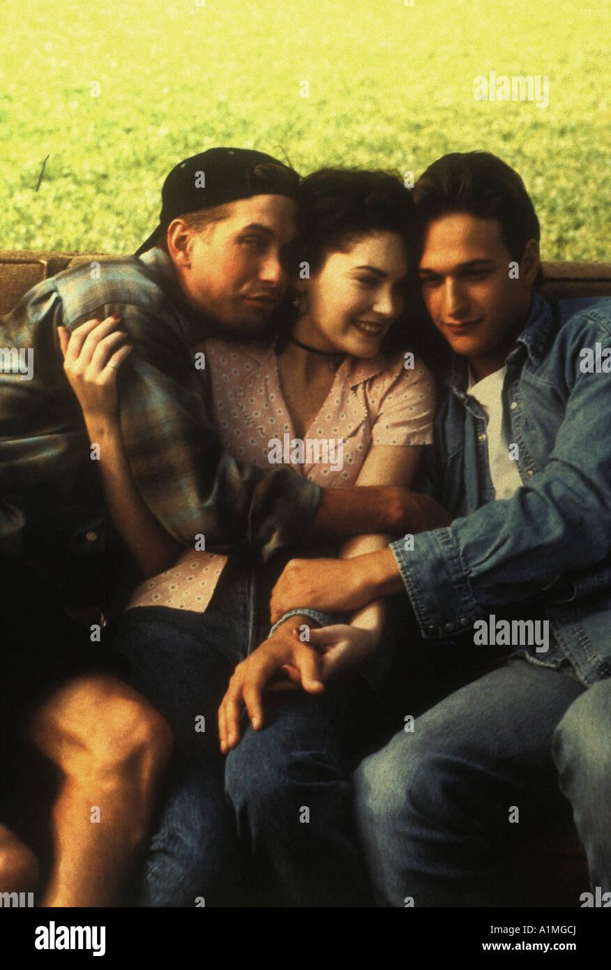 Threesome Lara Flynn Boyle Stephen Baldwin Josh Charles