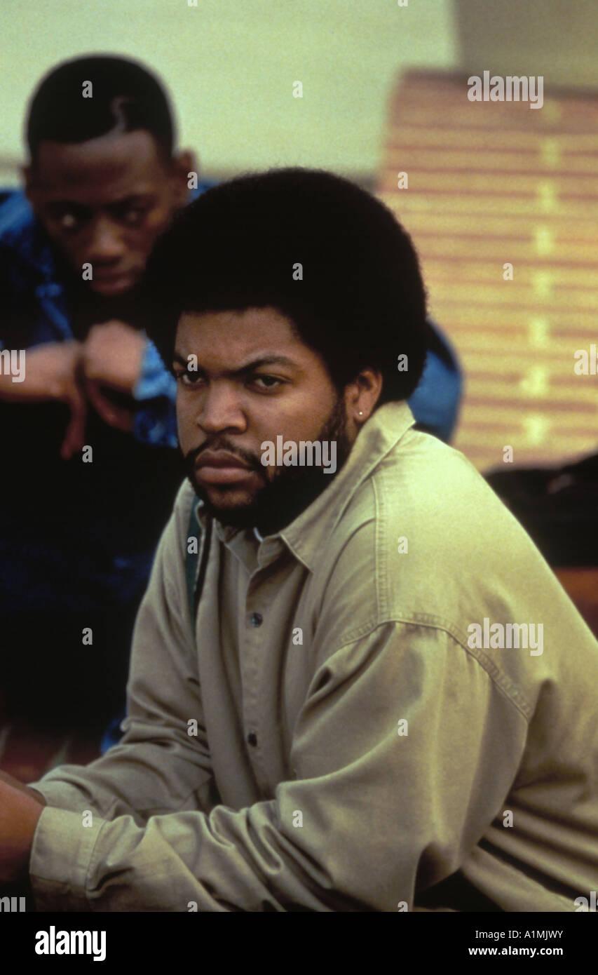 Higher Learning Year 1995 Director John Singleton Ice Cube Stock Photo