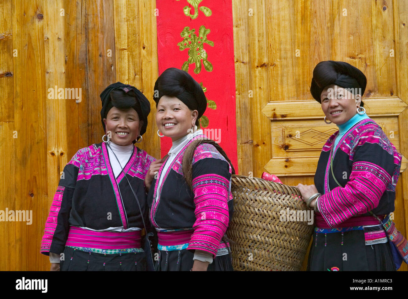 Guangxi girls