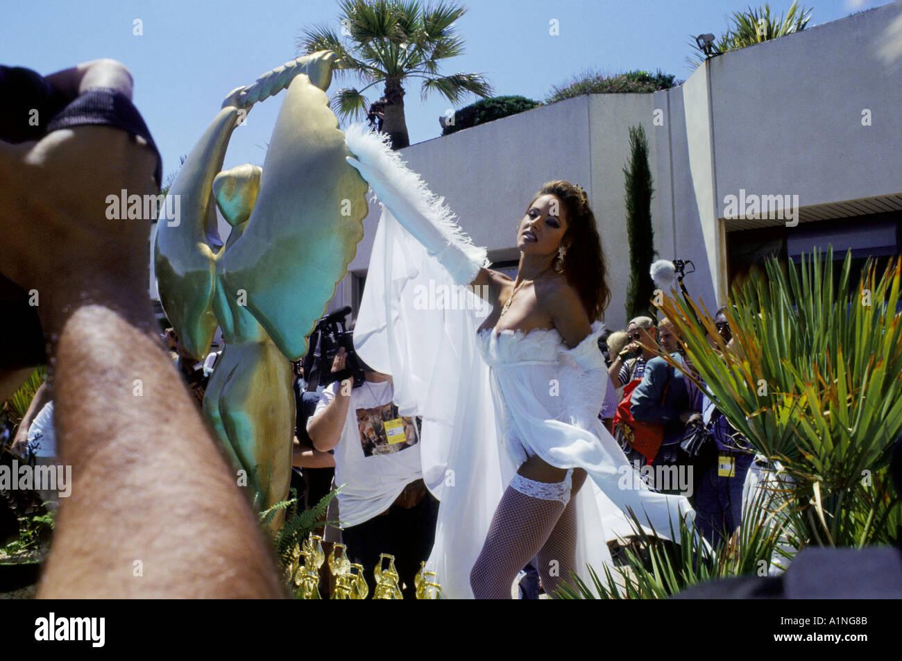 Cannes porno festival šokující sexuální videa