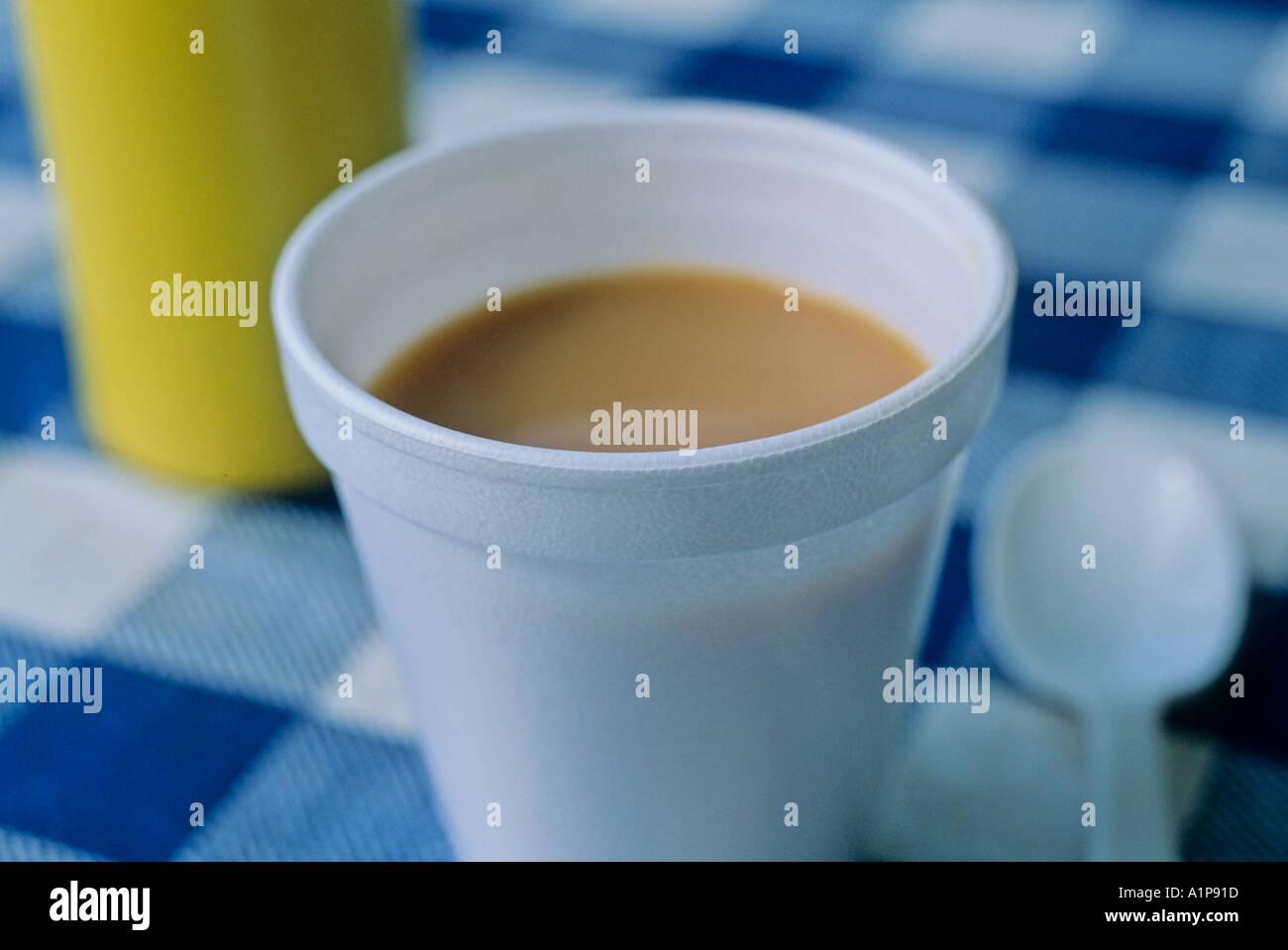 styrofoam cup stock photos styrofoam cup stock images alamy