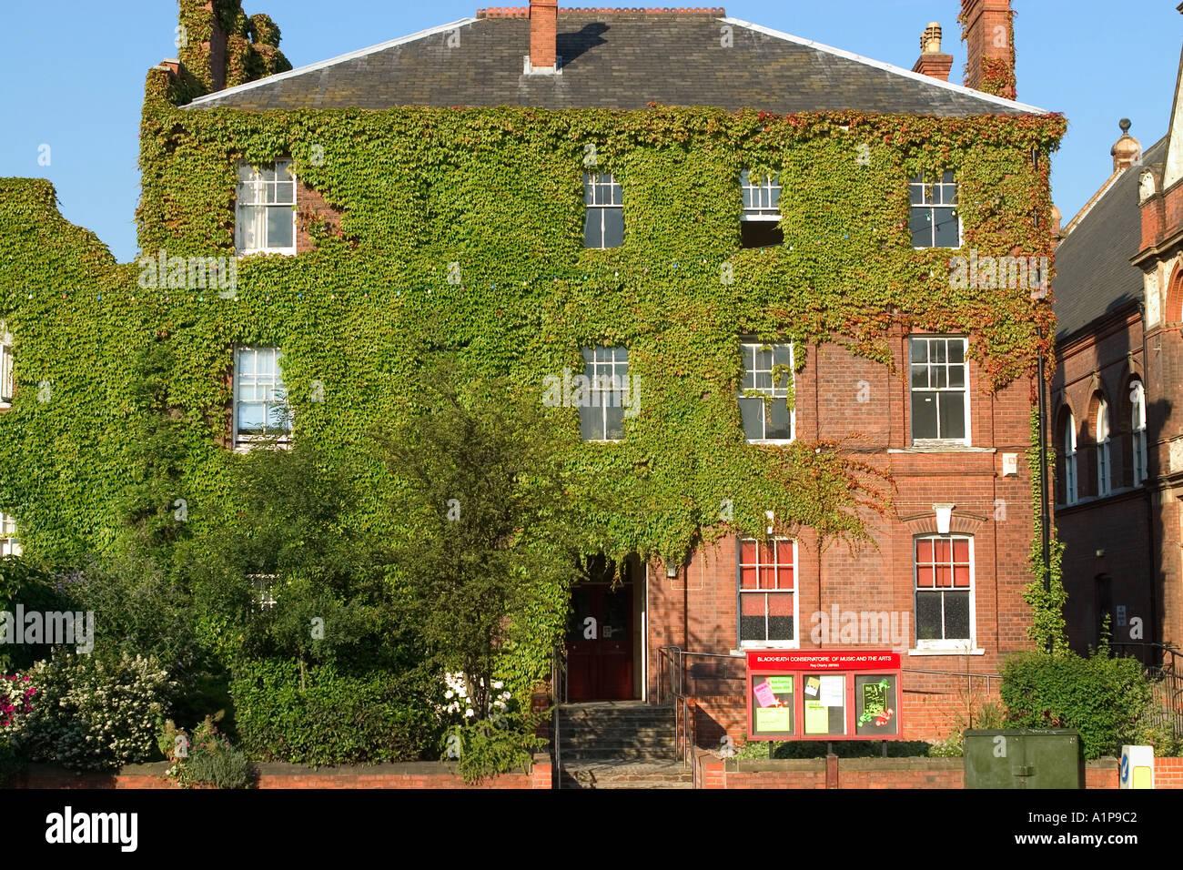 Blackheath Conservatoire of Music London England UK - Stock Image
