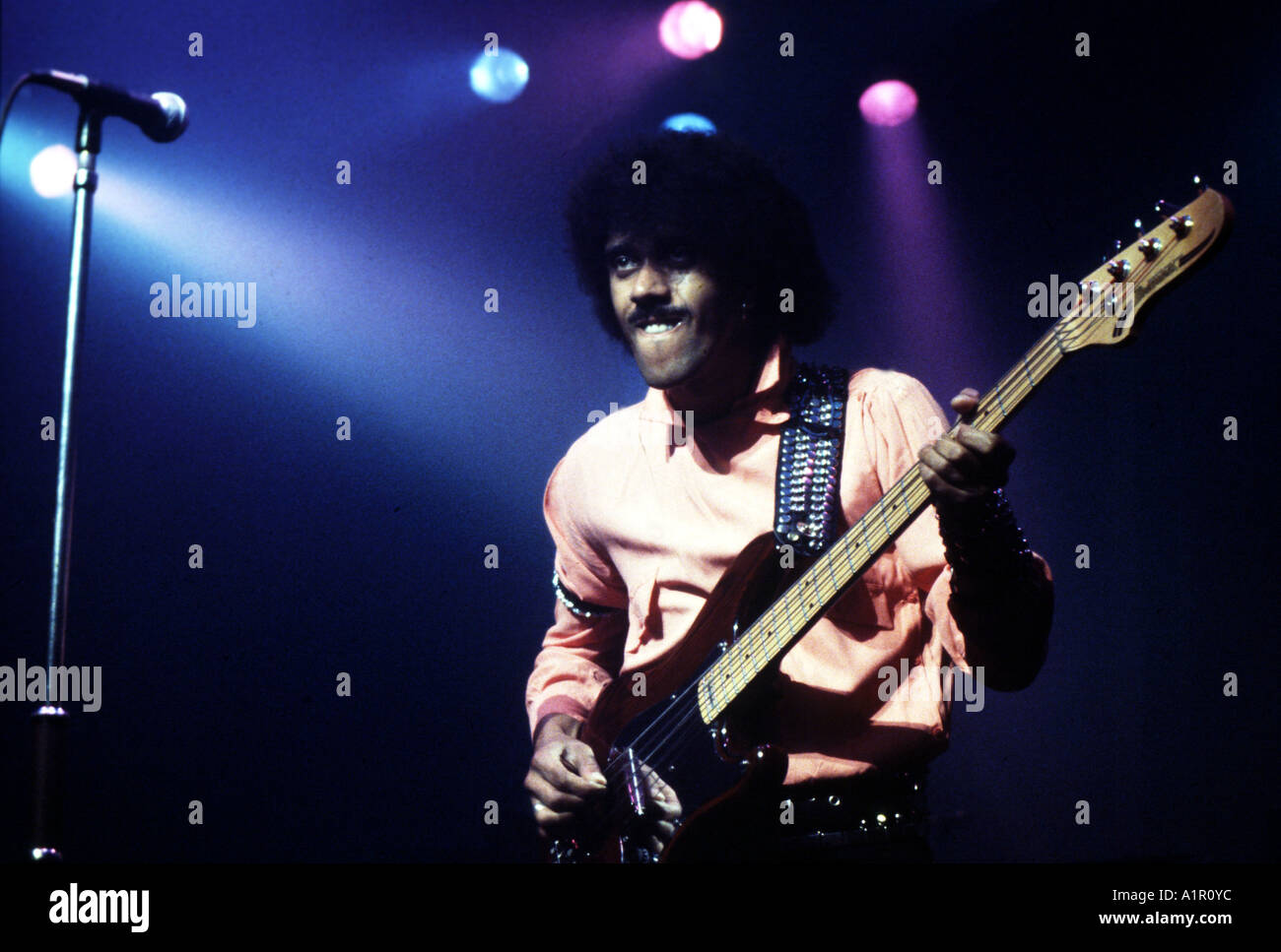 THIN LIZZIE - Phil Lynott - Stock Image