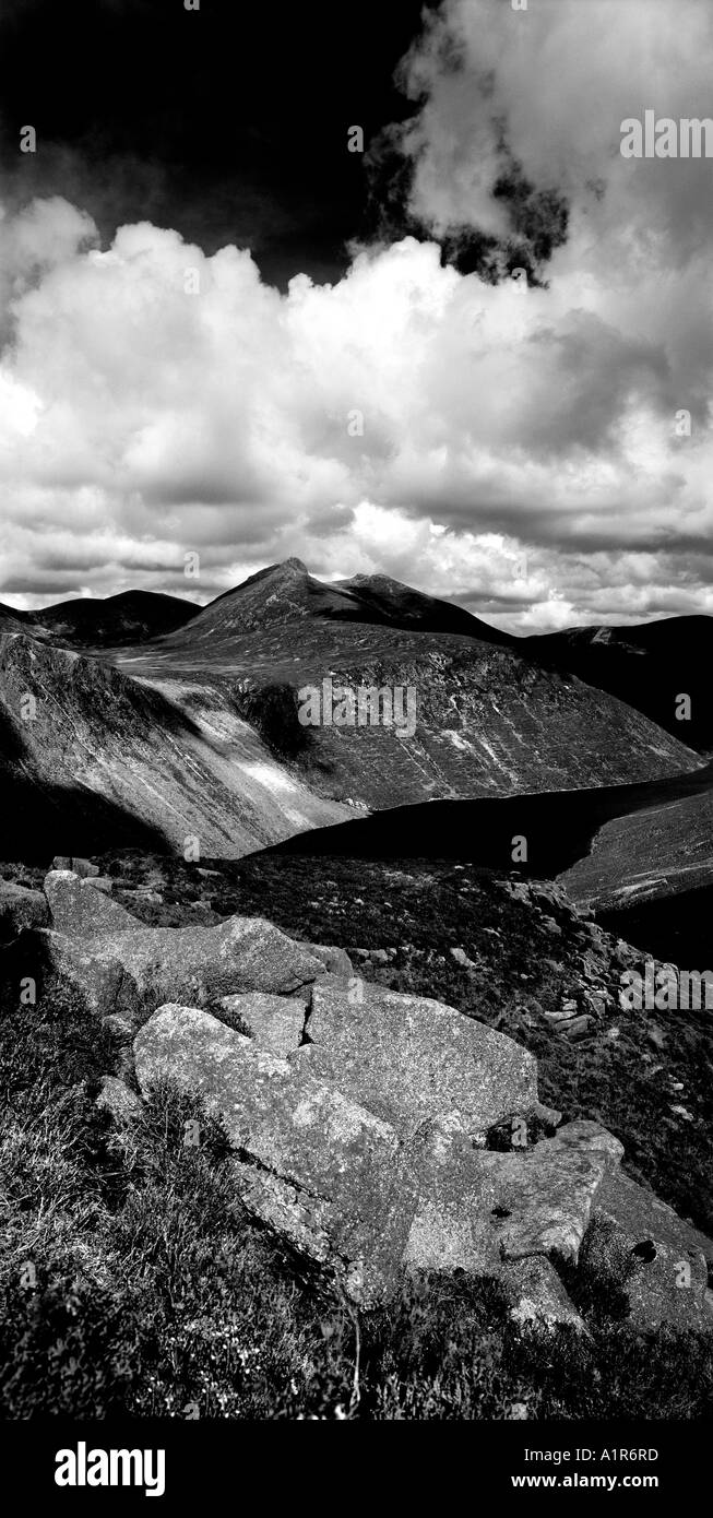 Ben Crom, Co. Down, Northern Ireland - Stock Image