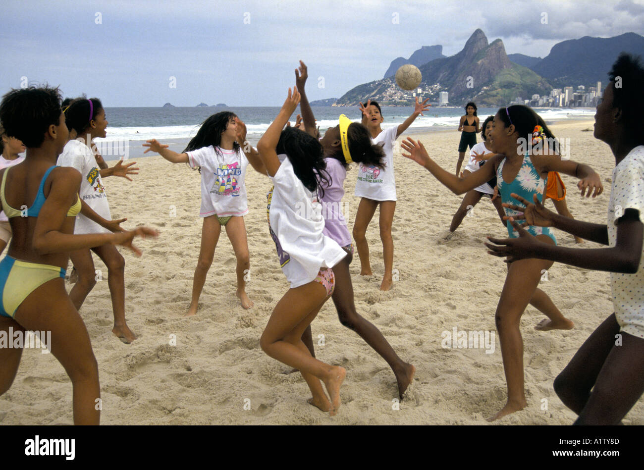 Consider, girls from ipanema beach