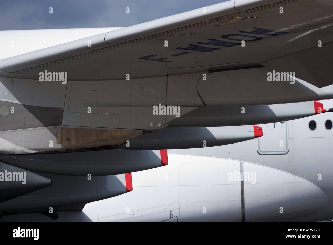 fuselage jet engine
