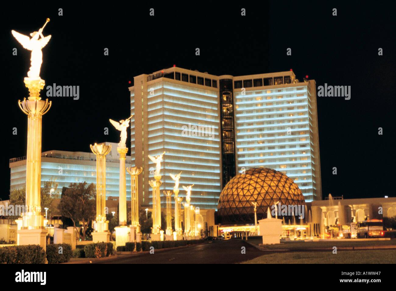 Las Vegas 94 >> Las Vegas Caesars Palace Nevada Usa 1994 Stock Photo