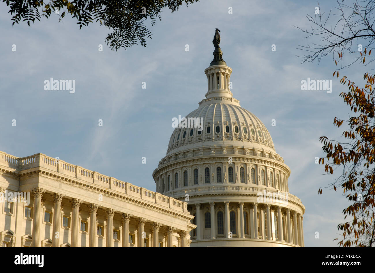 U.S. United States Capitol Building - Stock Image