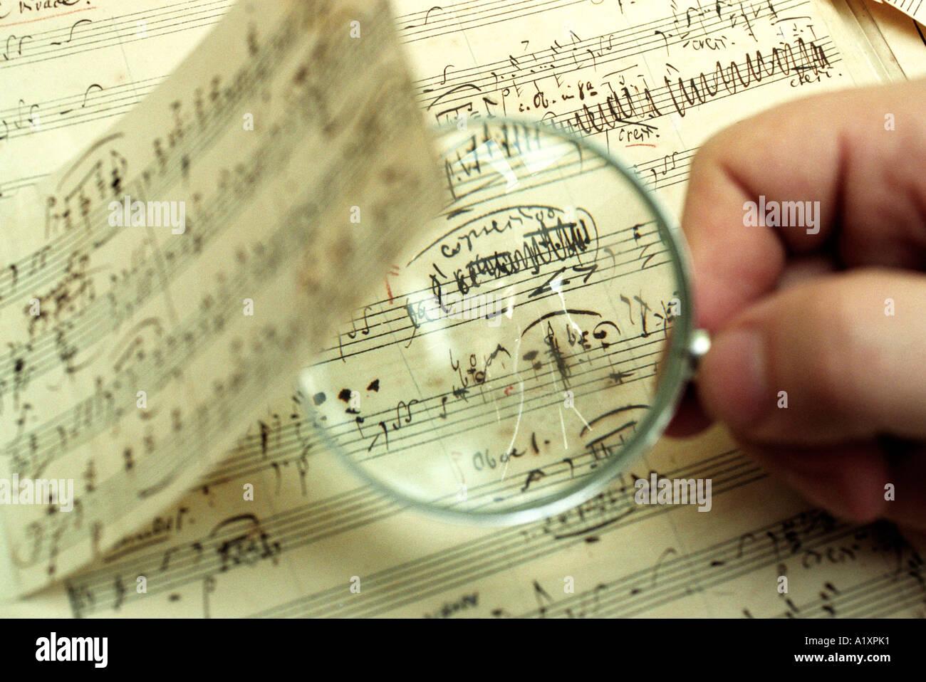 Robert Schumann Composer Stock Photos & Robert Schumann Composer