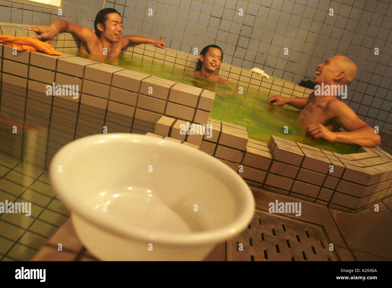 Japanese Bath House Stock Photos & Japanese Bath House Stock Images ...