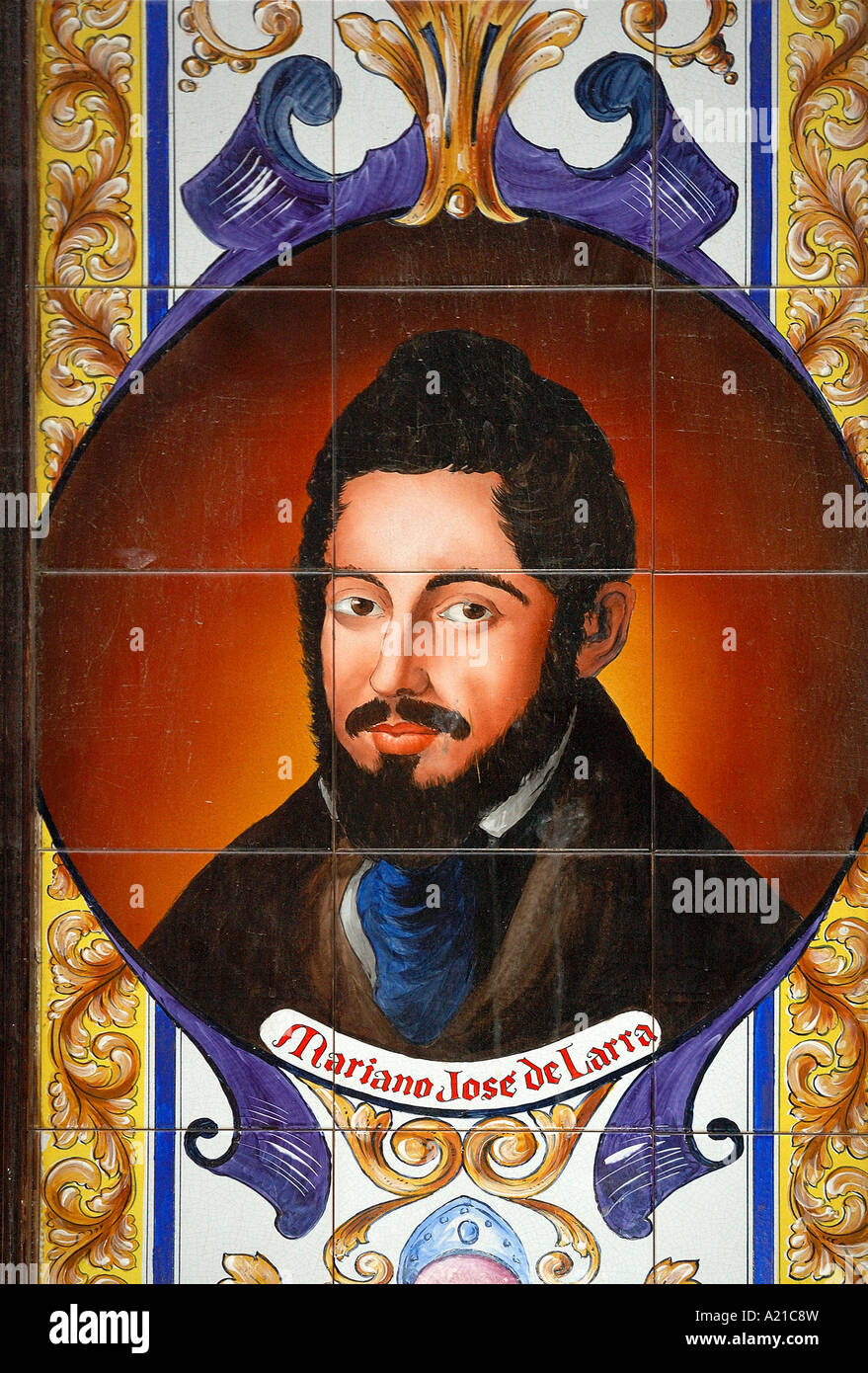 Mariano Jose De Larra High Resolution Stock Photography And Images Alamy