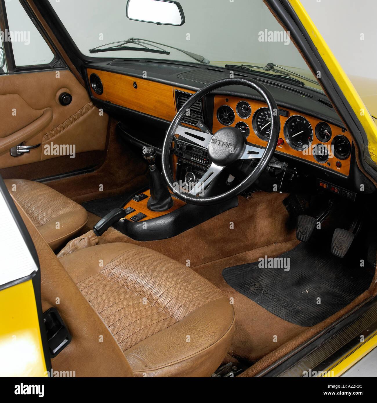 1976 Triumph Stag   Stock Image