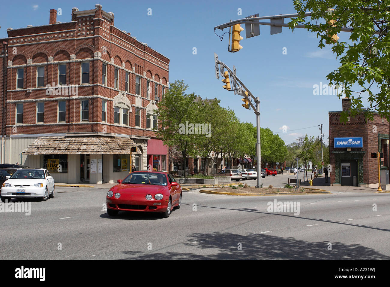 Chauncey Hill - Stock Image