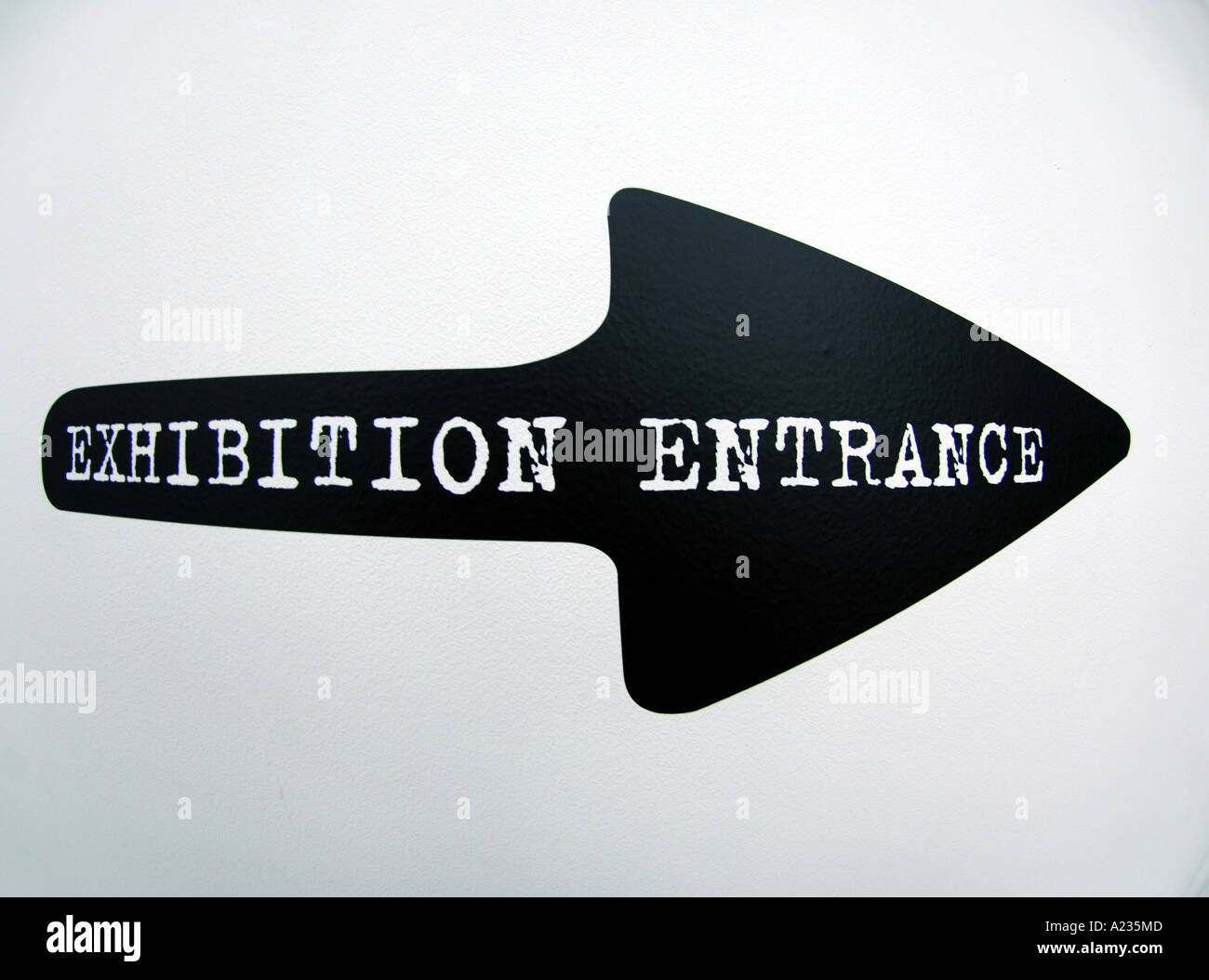 main entrance sign urbis glass Urbis Urban Urbis Museum Urbis Manchester Manc museum culture cultural architecture building glas - Stock Image