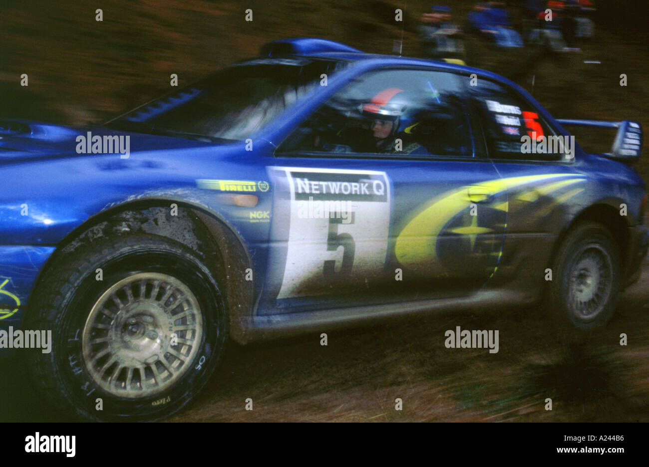 Subaru Impreza Wrc Stock Photos & Subaru Impreza Wrc Stock Images ...