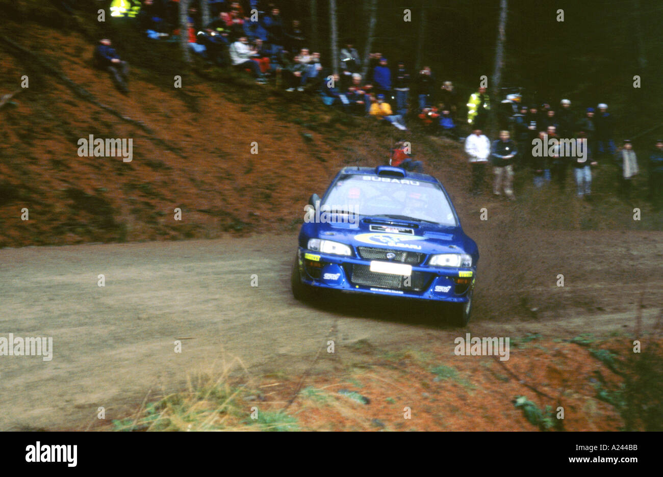 Subaru Impreza Rally Car Stock Photos Subaru Impreza Rally Car