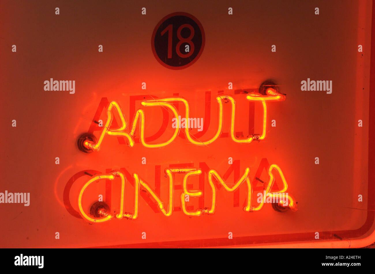Adult Cinema