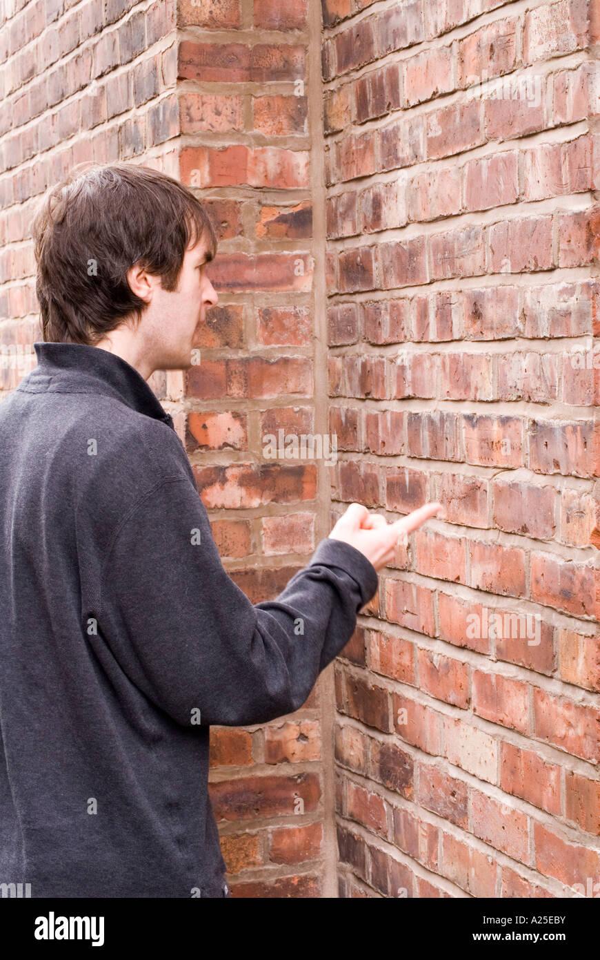 Talking To A Brick Wall Stock Photos Amp Talking To A Brick
