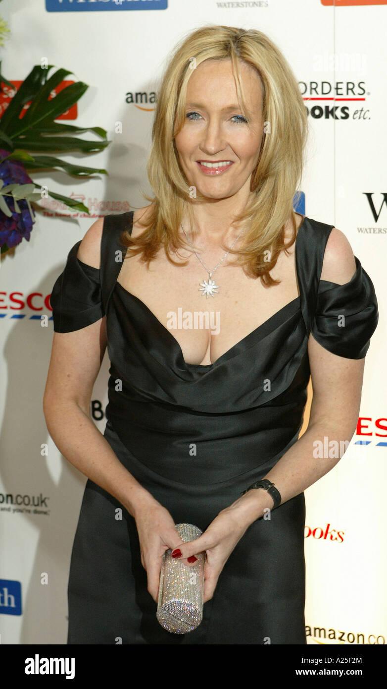Author J.K. Rowling - Stock Image