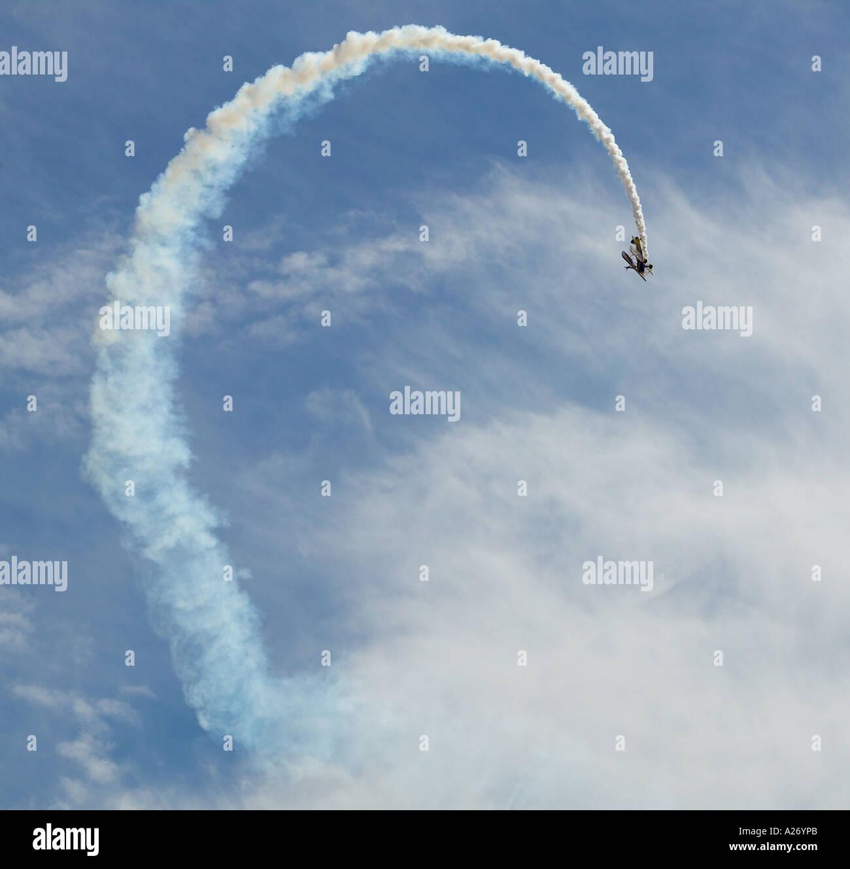 Daredevil plane - Stock Image