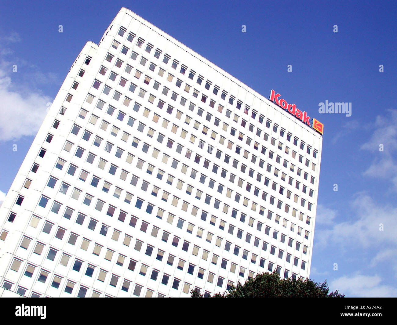 Kodak Ltd Head Office building, Hemel Hempstead, Hertfordshire, England, UK. - Stock Image