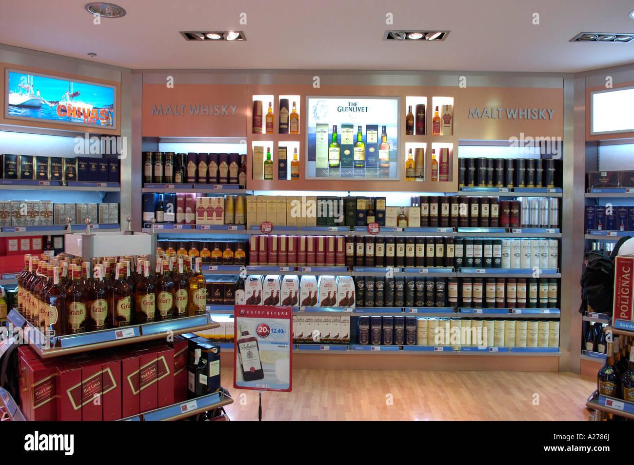 Canary Islands Duty Free Shopping