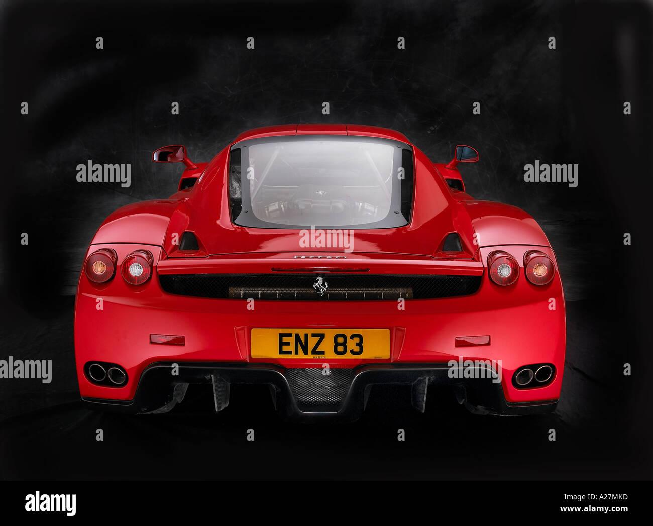 2004 Ferrari Enzo - Stock Image