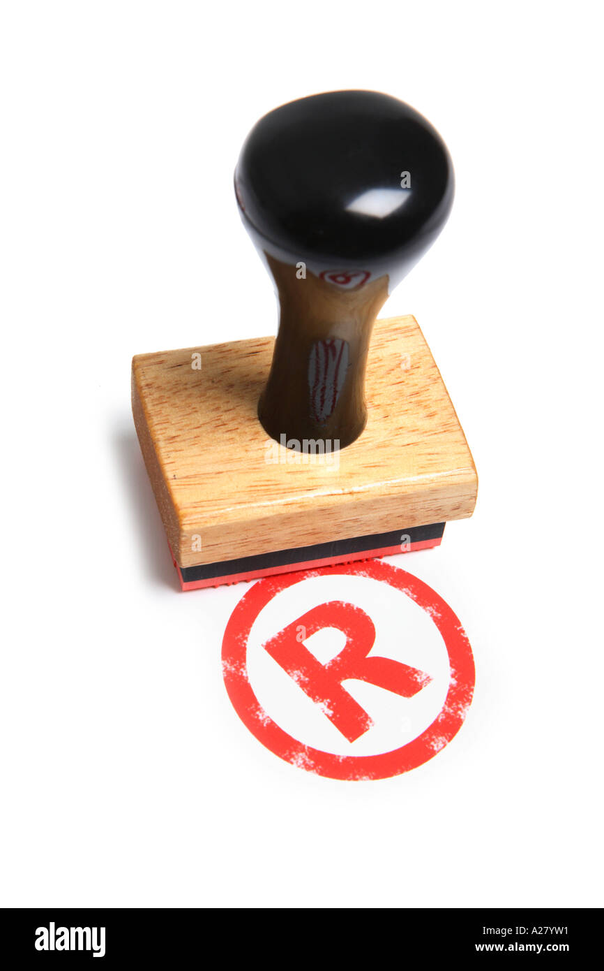 Registered trademark symbol stamped with a rubber stamp stock photo registered trademark symbol stamped with a rubber stamp biocorpaavc Choice Image