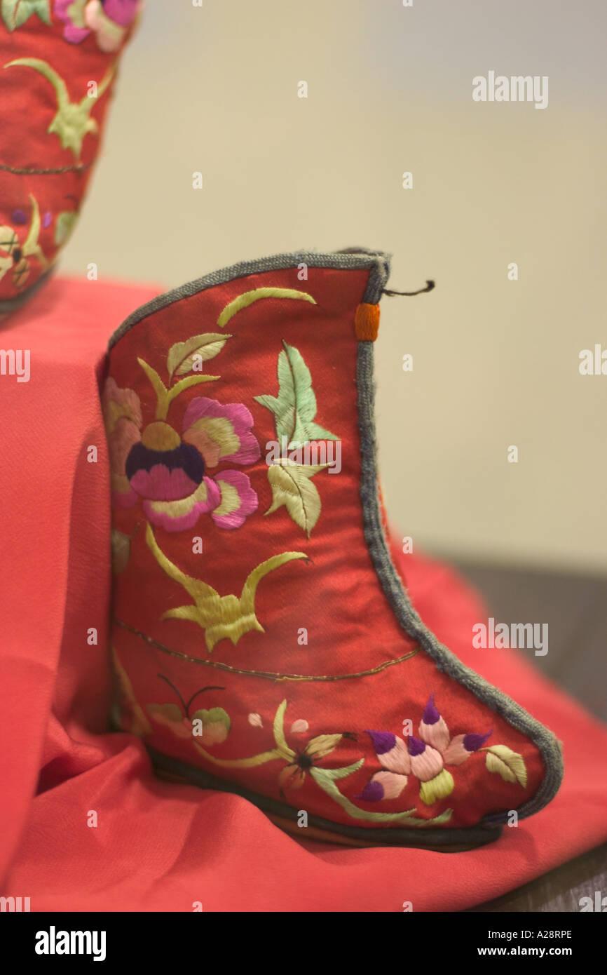 Chinese Foot Binding Stock Photos Chinese Foot Binding Stock
