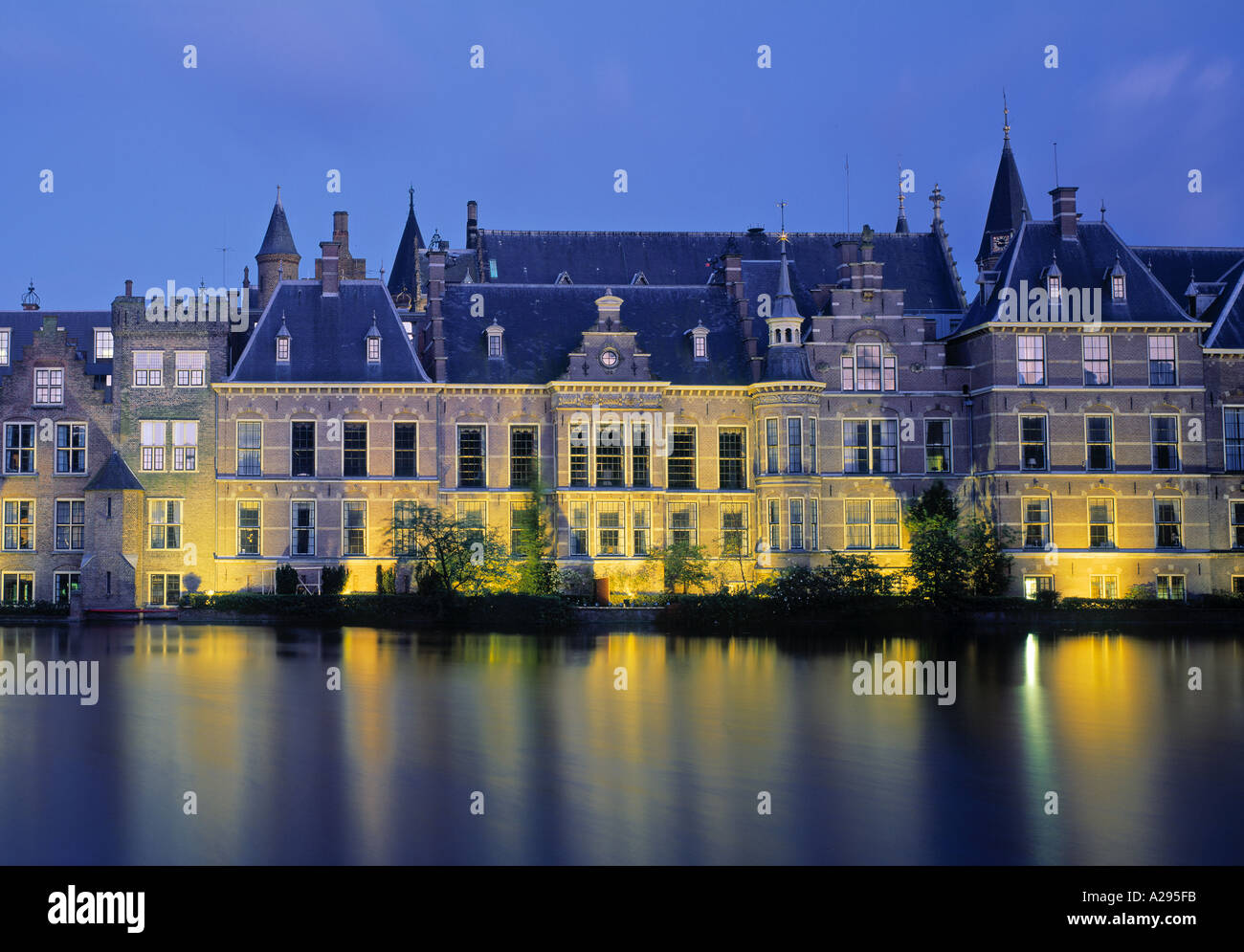 Parliament, The Hague, Zuid, Holland - Stock Image