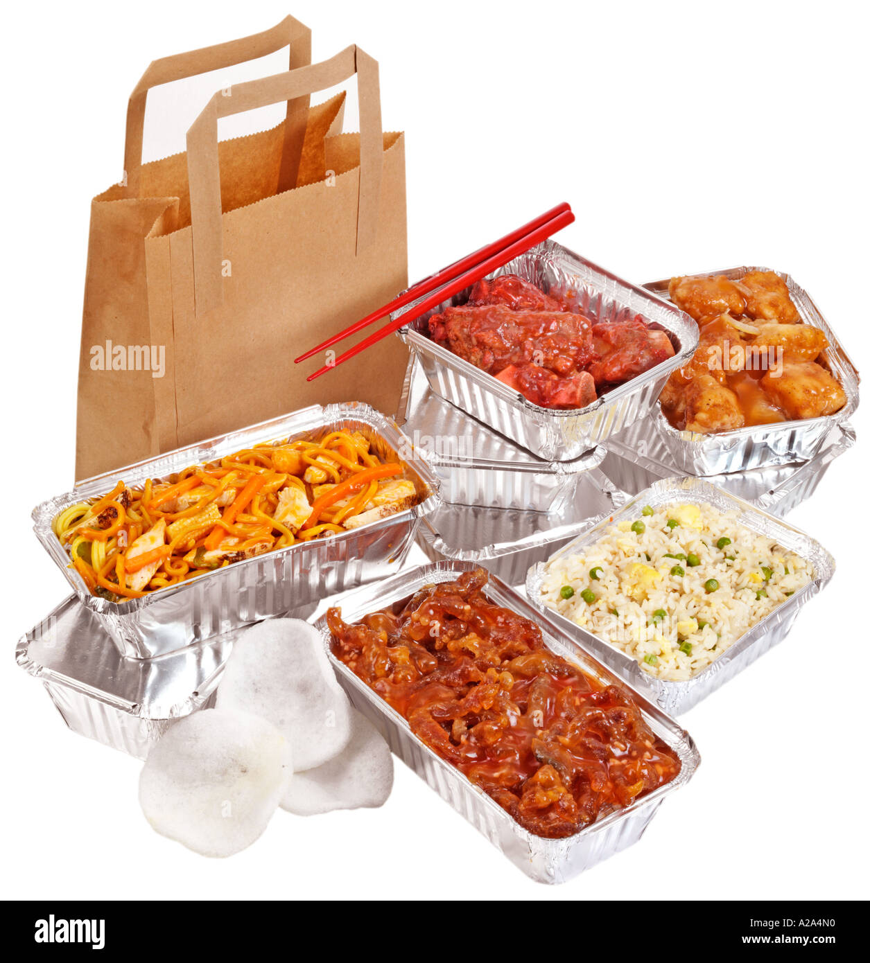 Chinese Food Delivery Image