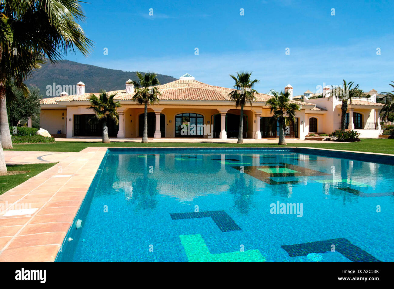 243c953ec6 An example of the luxury property for sale on the Costa del Sol Marbella  Spain