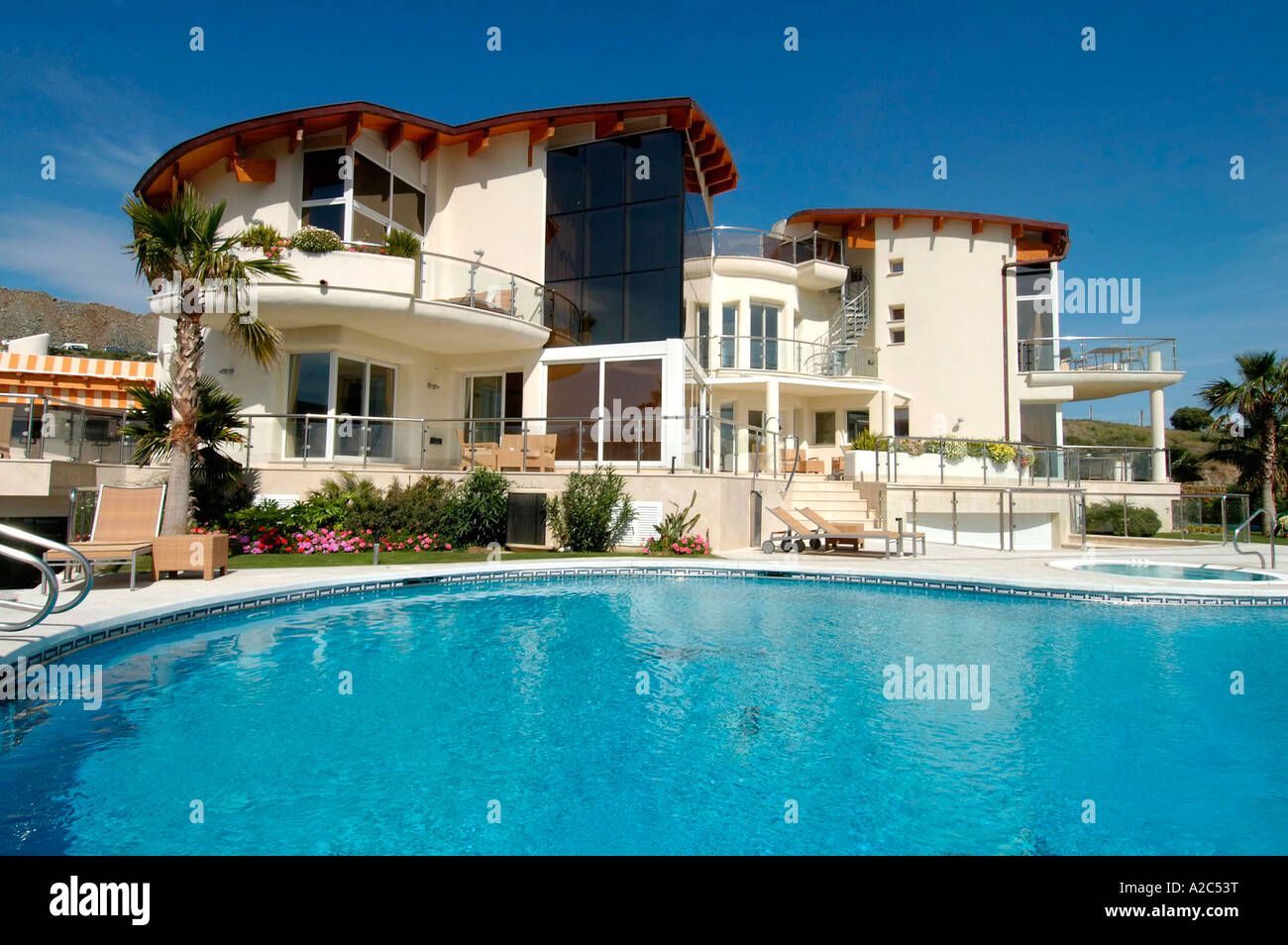 2343041c434ff An example of the luxury property for sale on the Costa del Sol Marbella  Spain