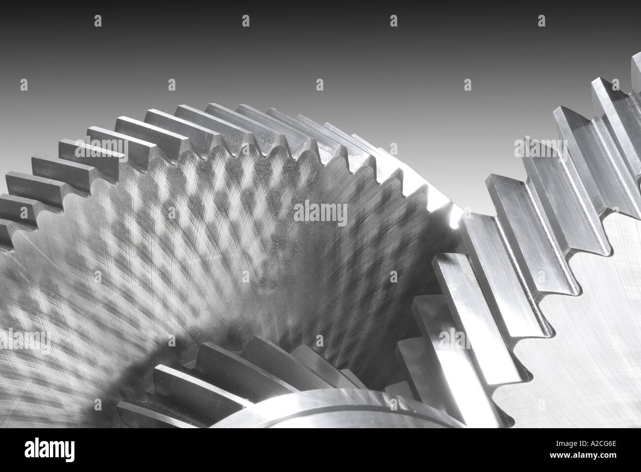 Gears Detail - Stock Image