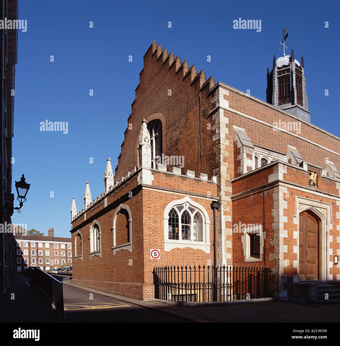 Gray's Inn Chapel Grays Inn Fields London - Stock Image