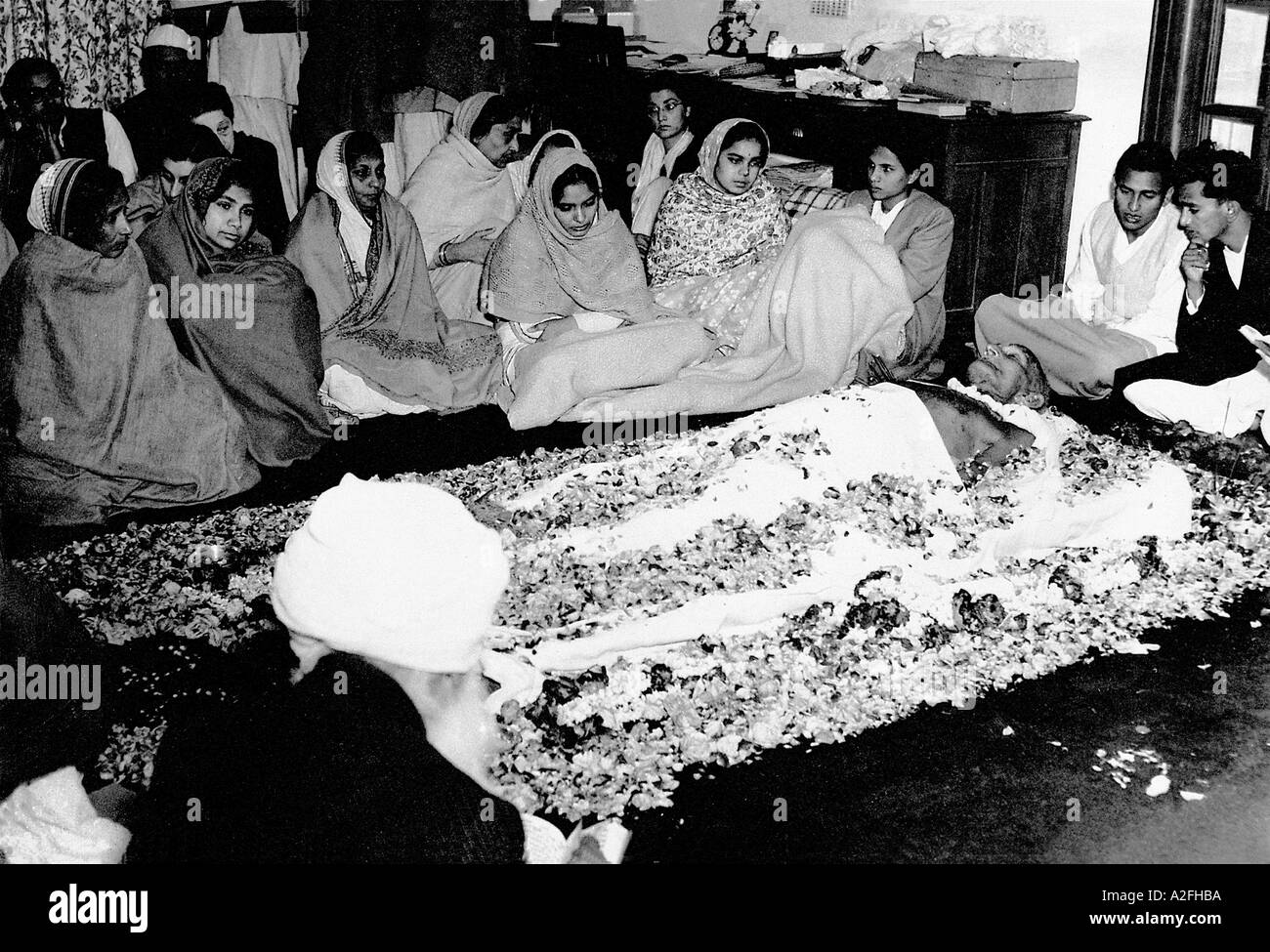 India 1948 Black and White Stock Photos & Images - Alamy