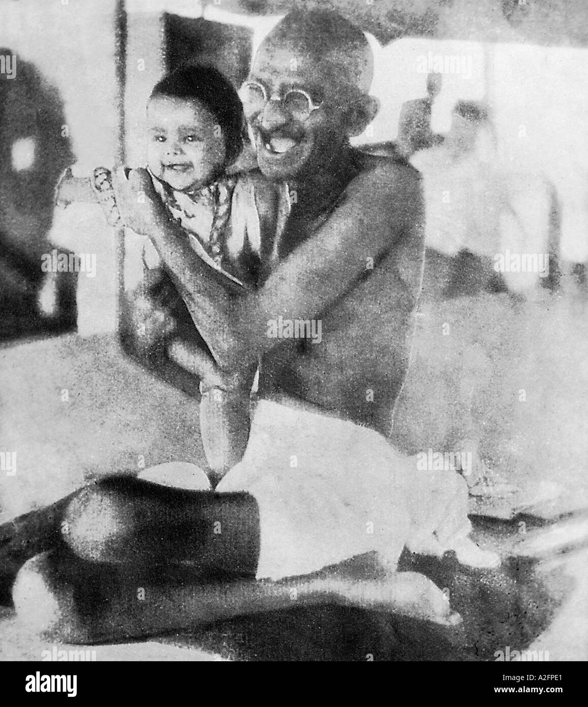about mahatma gandhi for kids