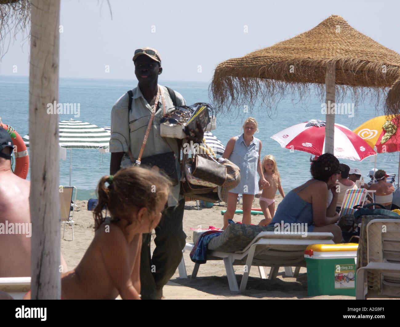 lookie lookie man on the beach la cala de mijas mijas costa spain rh alamy com lookie lookie here comes cookie lookie lookie fancy dress