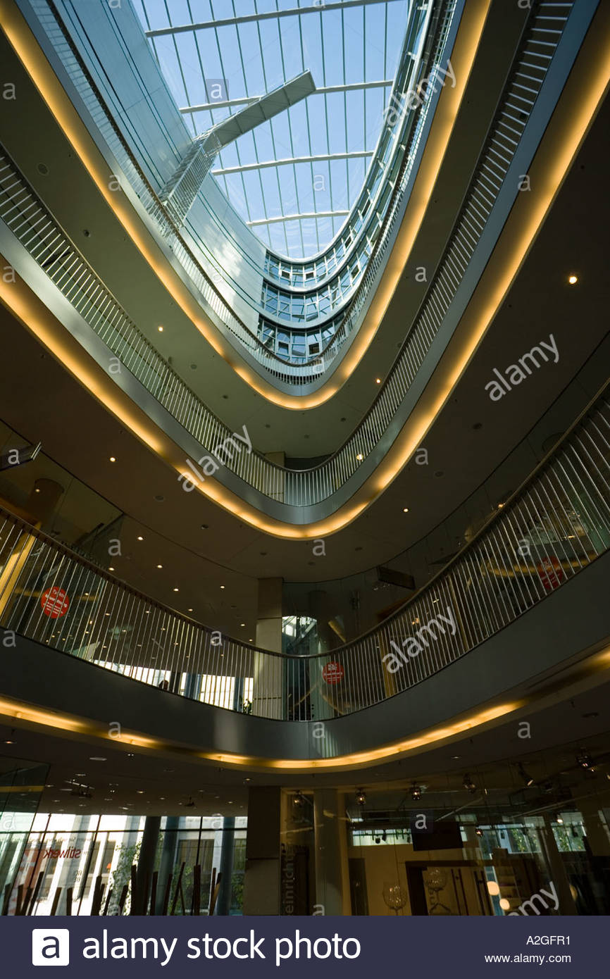 stilwerk building design store modern architecture oval curved glass rh alamy com