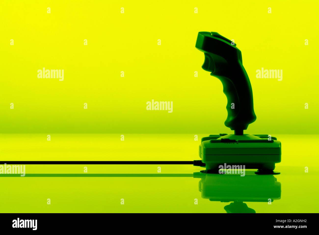 Joystick - Stock Image